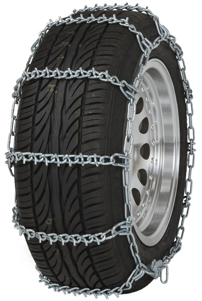 quality chain 1830 v bar link tire chains chain snow traction passenger car ebay. Black Bedroom Furniture Sets. Home Design Ideas