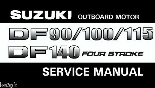 Suzuki Outboard Owners Manual Download