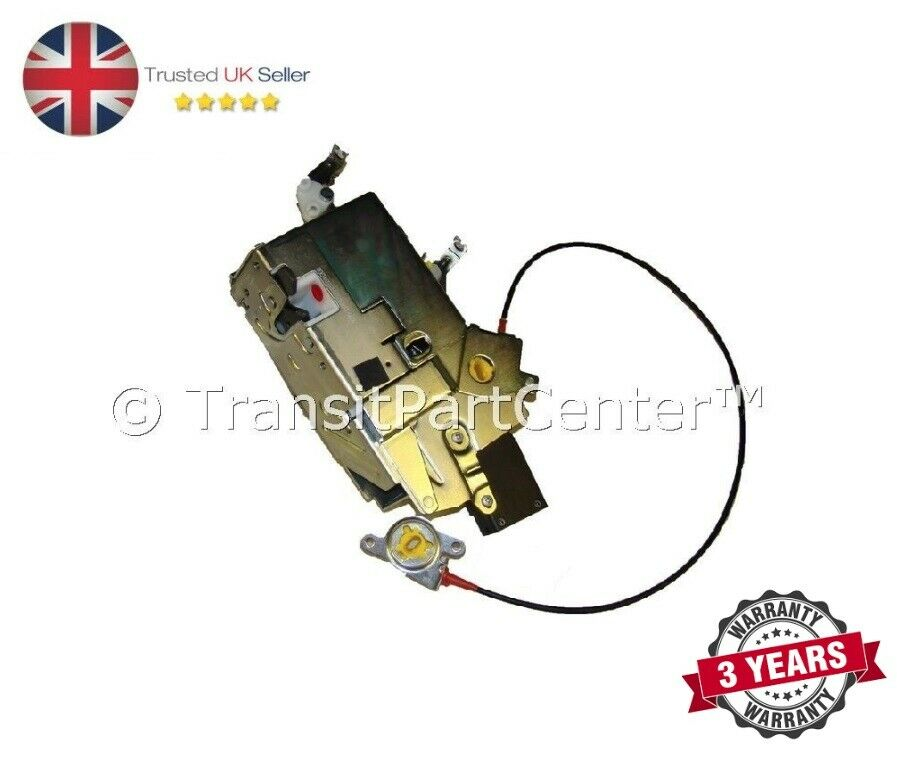 Sliding Loading Side Door Lock Latch For Ford Transit Mk6