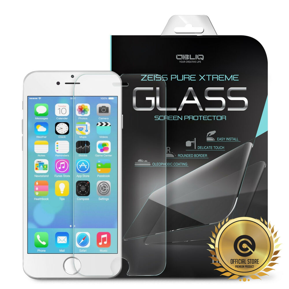 iphone screen protector glass tempered glass iphone 6 plus 5 5 quot glass screen protector 15432