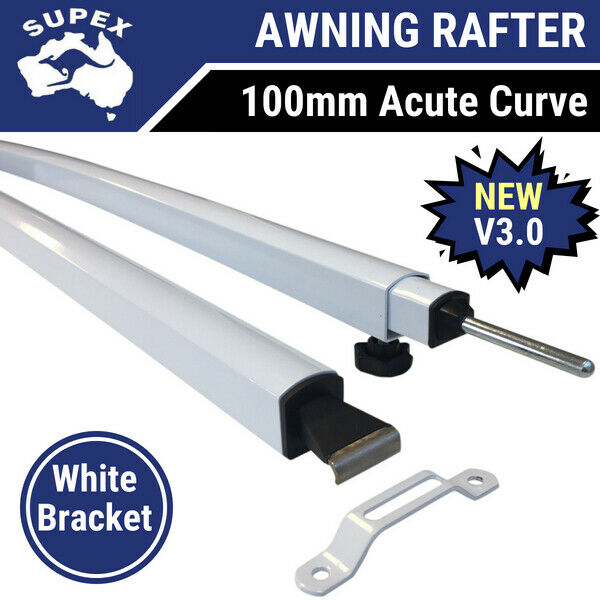 Supex 563VA Acute Curved Caravan Awning Rafter for Roll ...