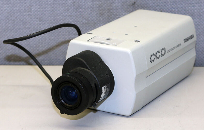 Toshiba Video Products IK-643A CCD Color Camera