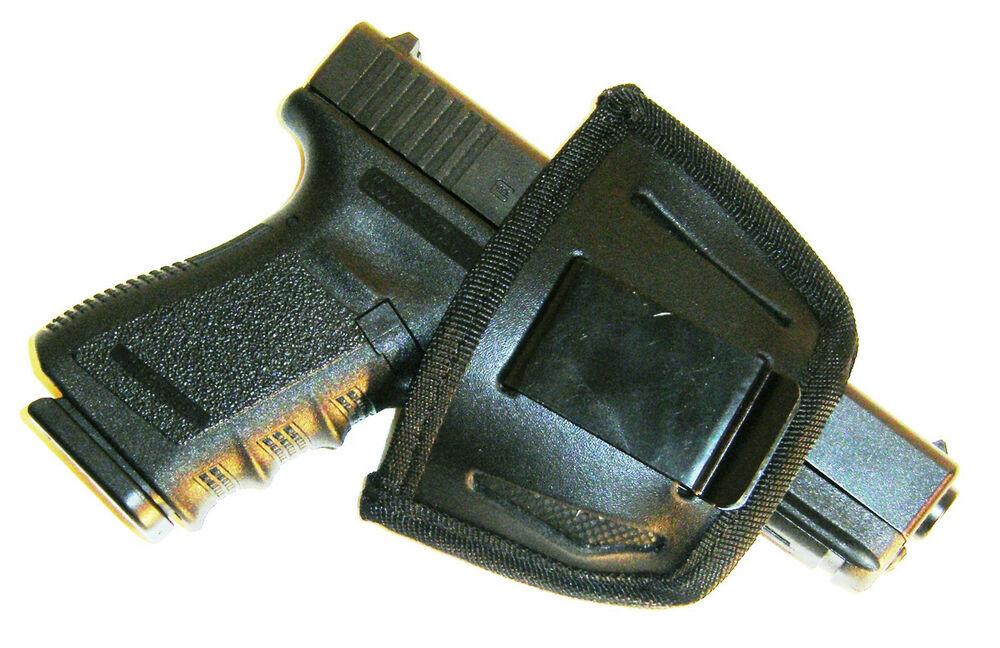 Leather concealed gun holster for kel tec pf 9 p 11 and pmr 30 ebay