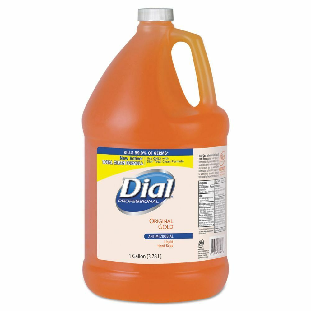Dial Gold Antimicrobial Liquid Hand Soap Refill