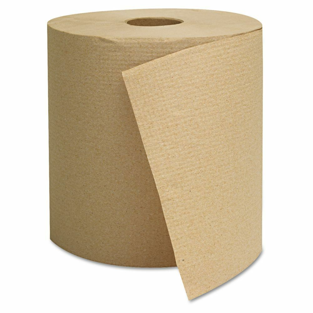 Paper Towel Rolls For Hamsters: General Supply Hardwound Paper Towel Rolls - GEN1825
