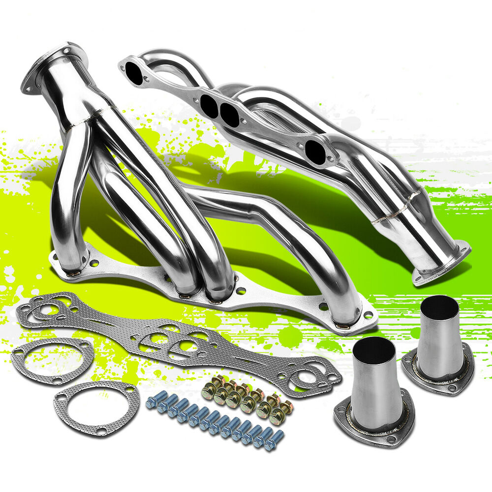 RACING PERFORMANCE CLIPSTER HEADER MANIFOLD/EXHAUST FOR