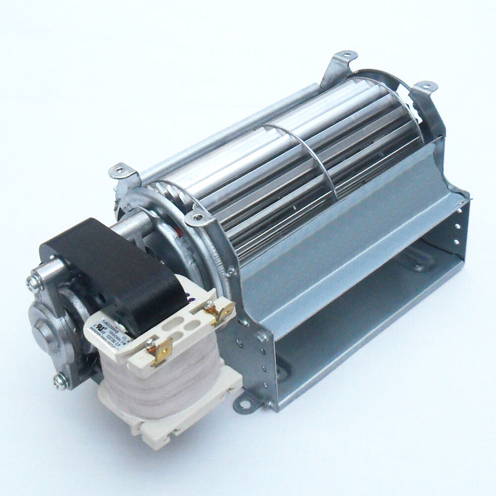 Universal Upgraded Blower Fan Only For Wood Gas Burning