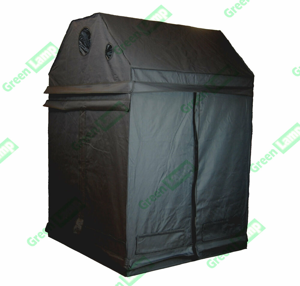 Premium Loft Attic Grow Tent Cube 600d Mylar Indoor Roof
