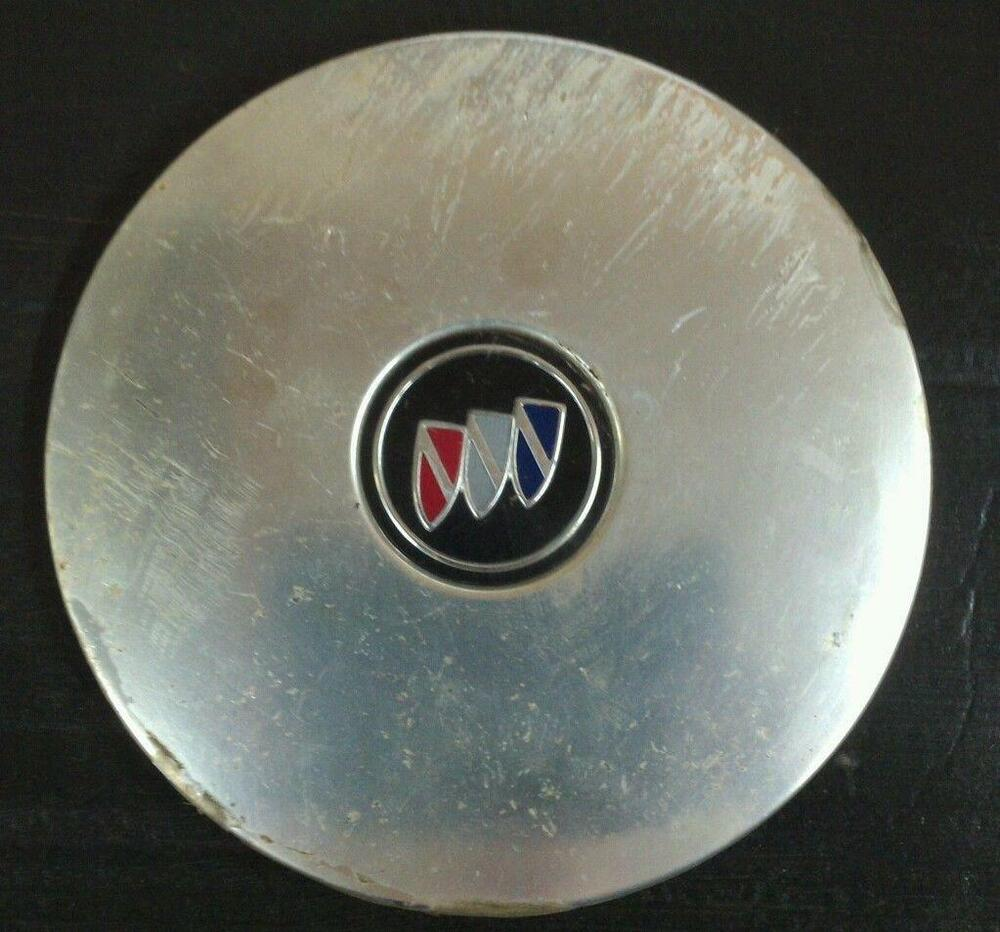 15 Buick Park Ave: Buick Park Avenue Factory OEM Wheel Center Cap Machined