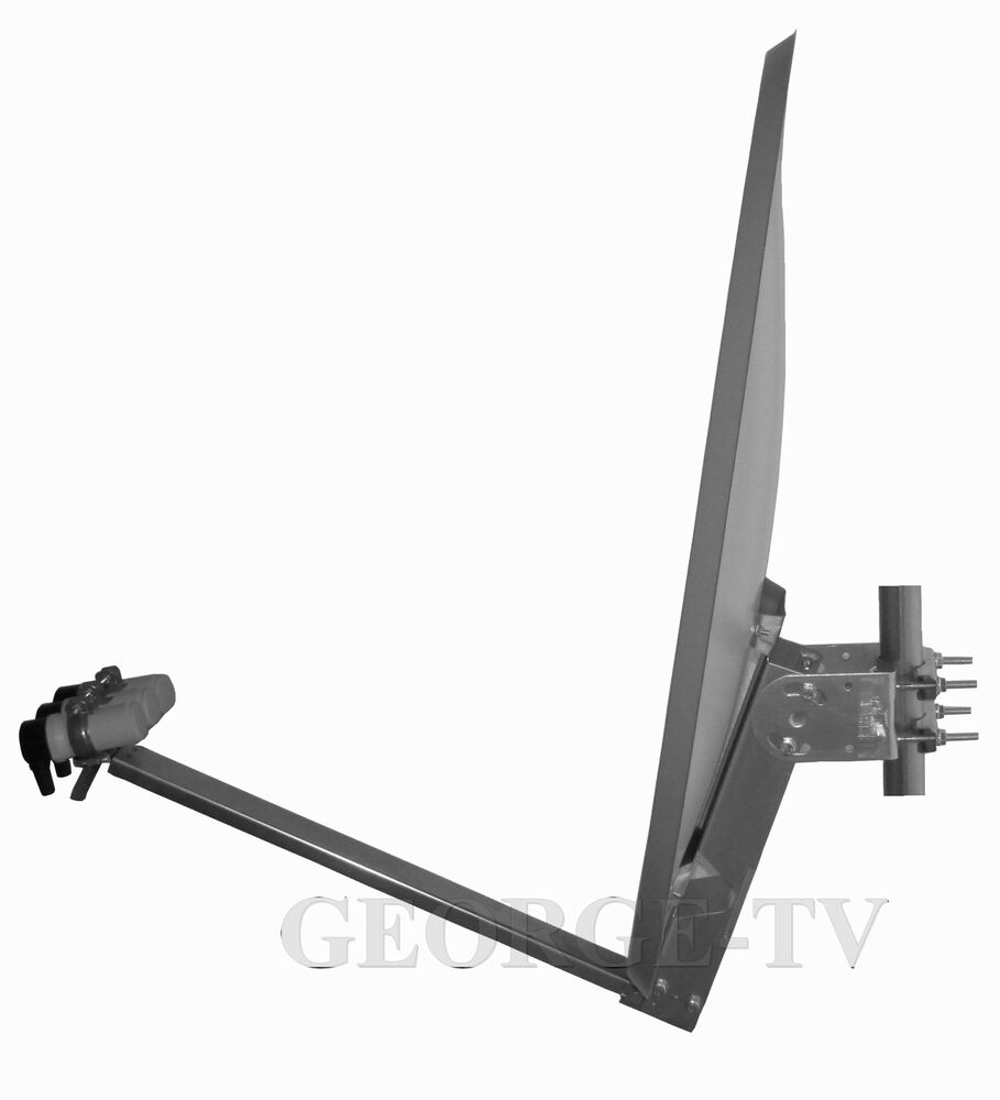 sat anlage antenne 85 90 f r astra 19 2 eutelsat w2 16 hotbird 13 vormontiert ebay. Black Bedroom Furniture Sets. Home Design Ideas