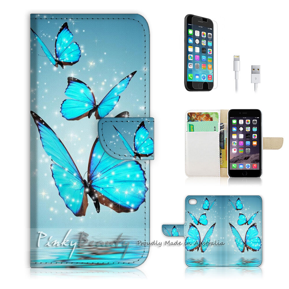 Iphone  Case Butterfly
