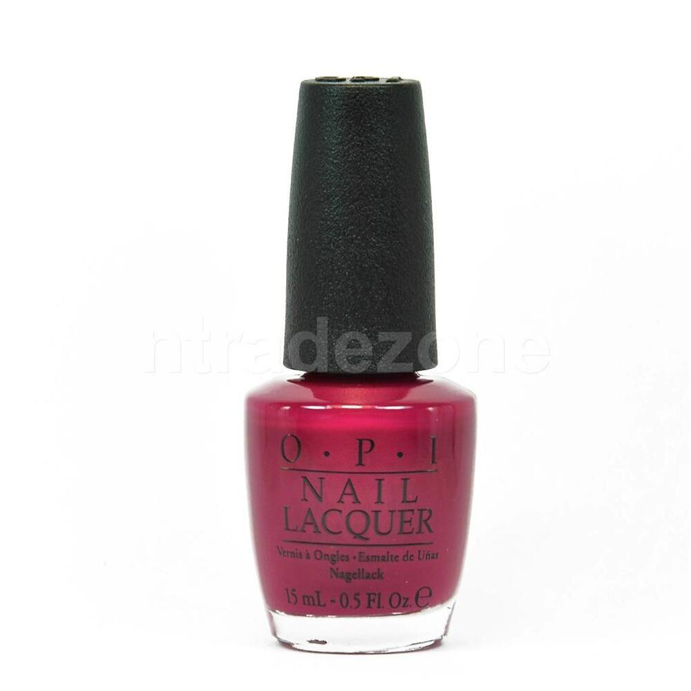 OPI Nail Polish Lacquer Classic Colors - Miami Beet B78 15mL 0.5Oz | eBay