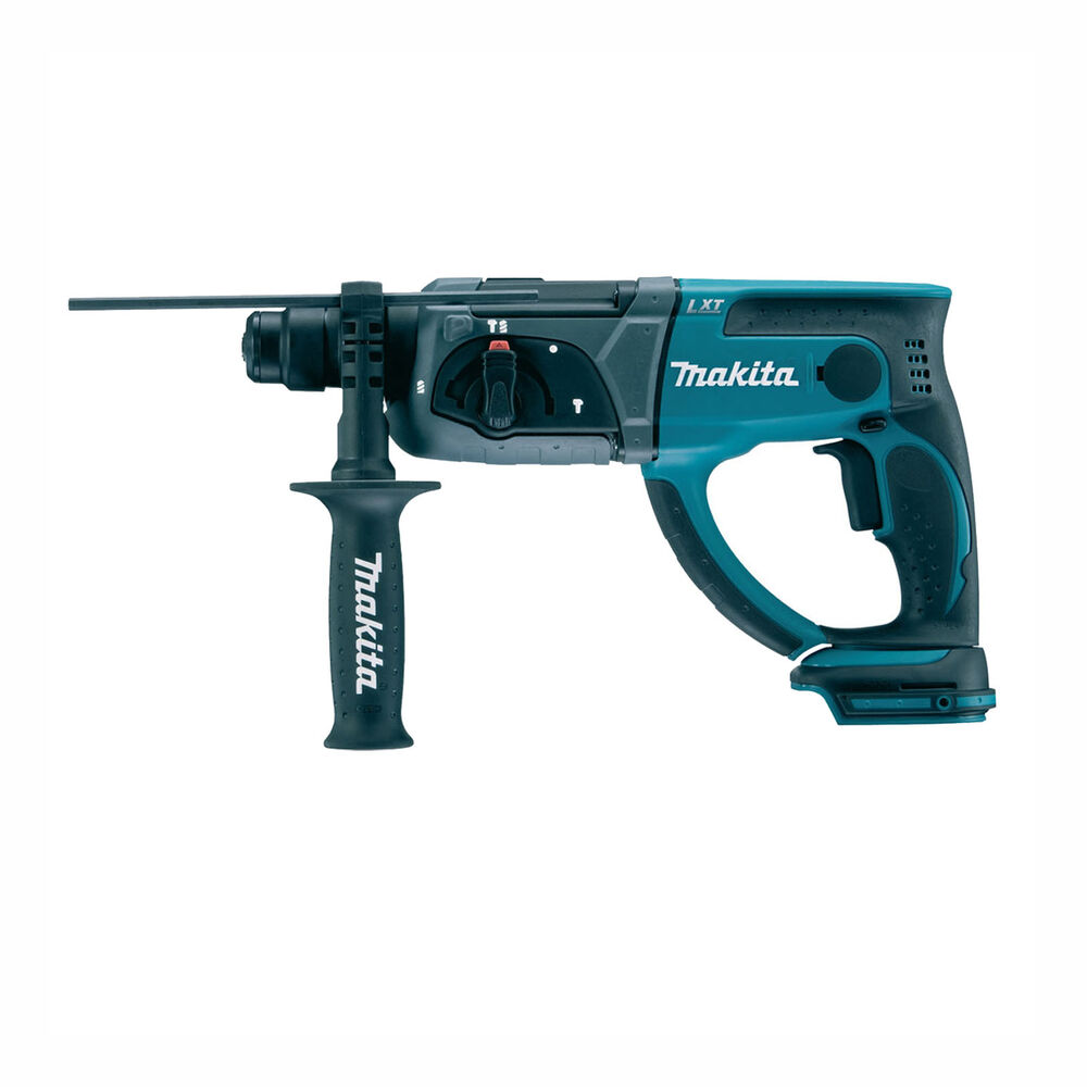 makita 18v lxt dhr202 dhr202z dhr202rfe sds hammer drill 88381658157 ebay. Black Bedroom Furniture Sets. Home Design Ideas