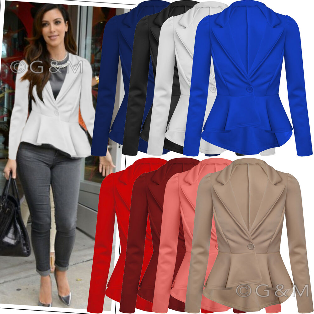 Blazers for women fall under a completely different clothing category, and are available in a lot of styles, patterns, designs and colours. Ladies' blazers are now available almost everywhere. The most convenient way is to buy ladies' blazers online, and you can now easily buy blazers for women online .