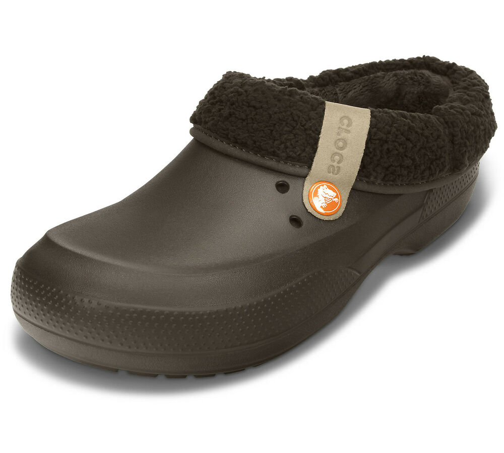 Crocs Blitzen Ii Adults Winter Slipper Shoes Genuine