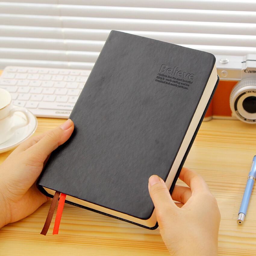 Notebook Classic Journals Diary Sketchbook Retro Leather ...