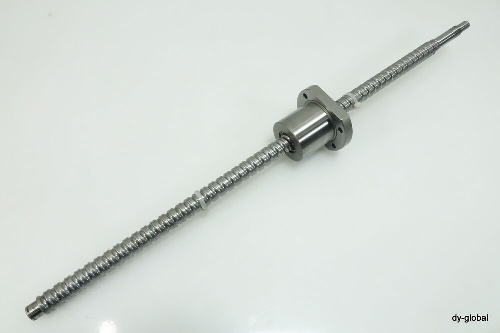Rolled Ball Screw Btk2010 620mm Thk Used Lm Actuator No Preload Type Ebay