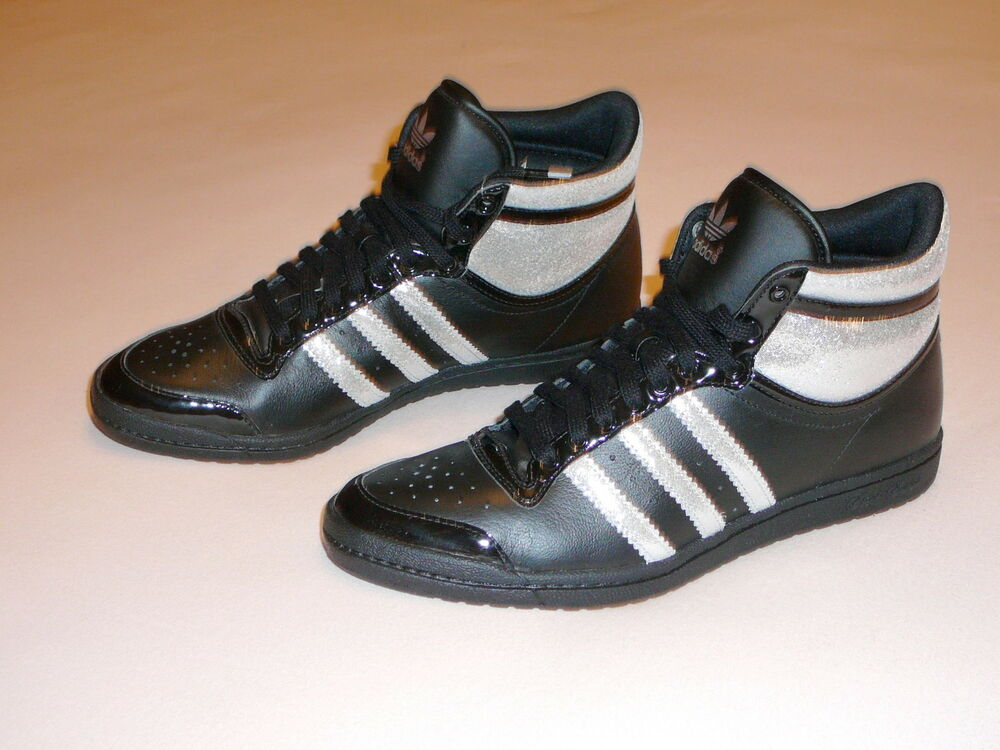 adidas top ten hi sleek series sneaker originals damen v21657 ebay. Black Bedroom Furniture Sets. Home Design Ideas