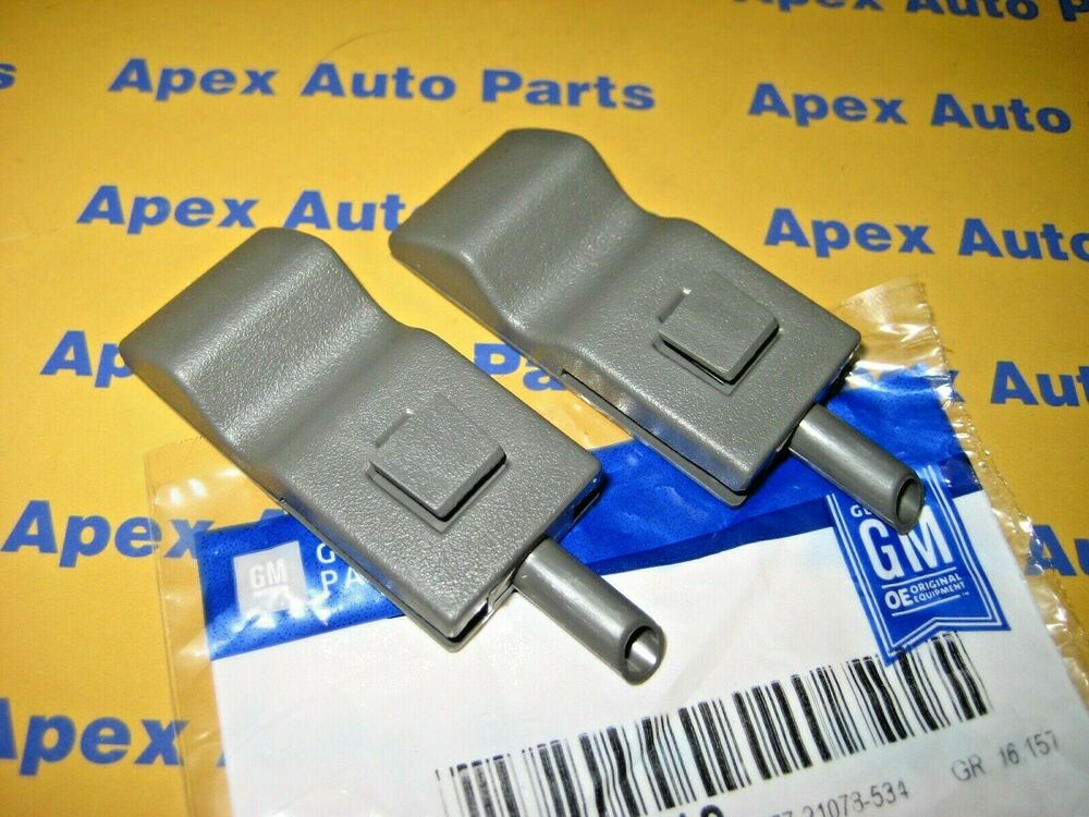 Chevy gmc cadillac turck suv front or rear door lock latch for New back door