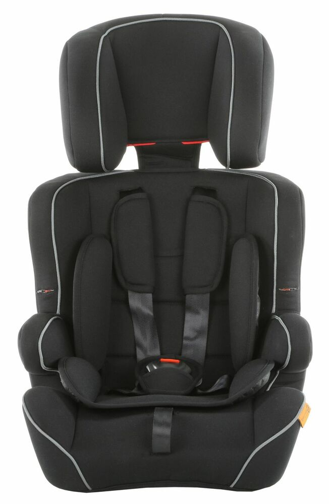 Halfords Essentials Group 123 Child Seat Group 1 3 9
