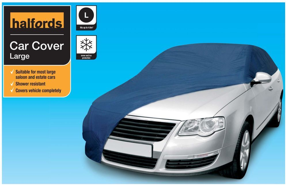 Halfords Car Frost Cover