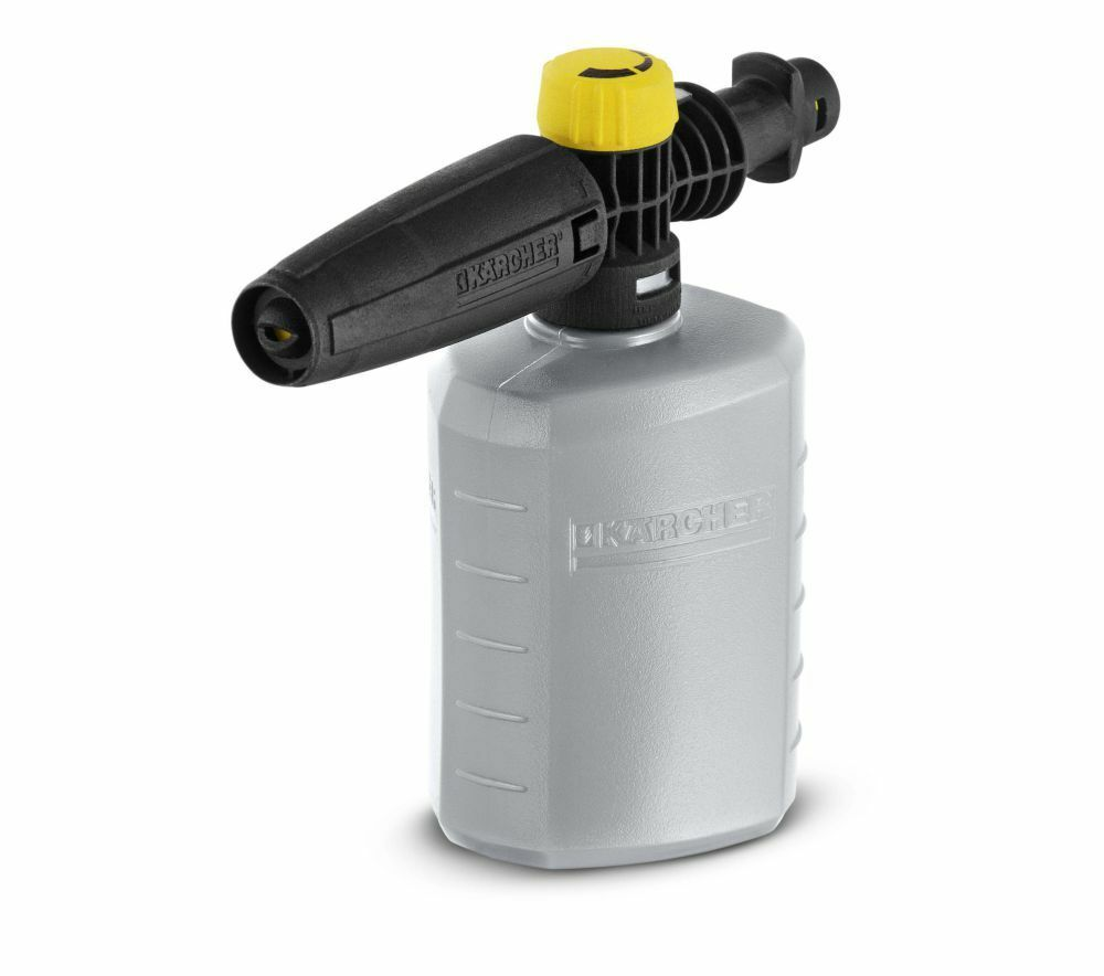 Karcher pressure washer foam spray nozzle ml refillable