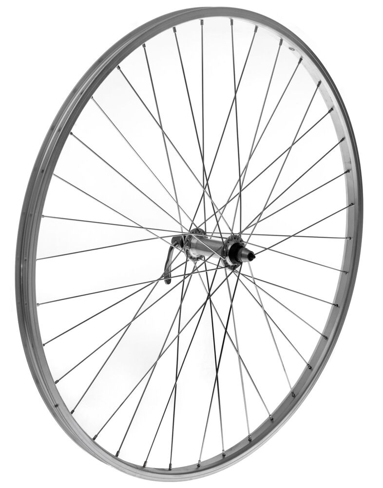Hybrid bicycle cycling front alloy bike wheel 700c rim for Bicycle rims