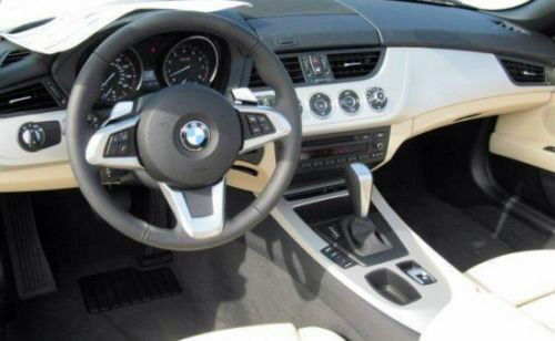 Bmw Brand E89 Z4 2009 Oem Satin Silver Metallic Interior