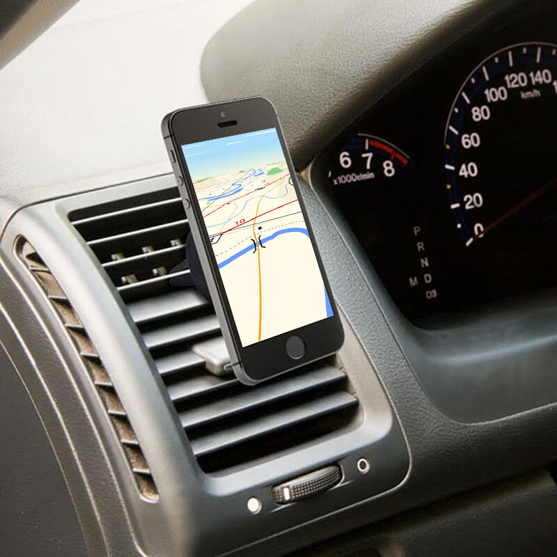 Universal air vent magnetic car cellphone mount holder 6