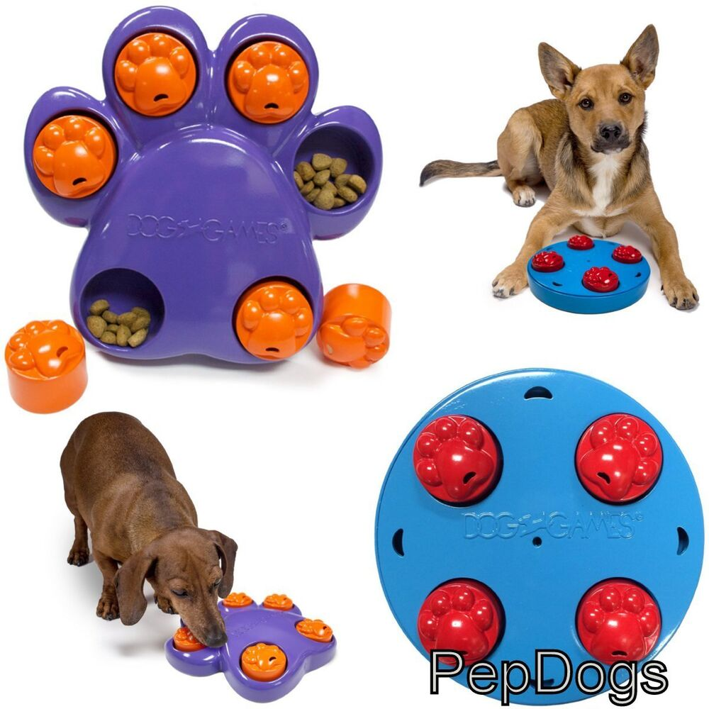 Interactive Dog Toy Puzzles