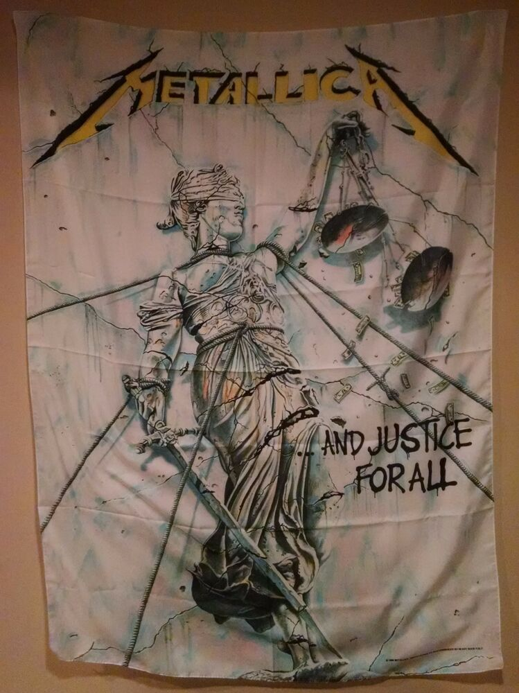 Metallica And Justice For All Poster | www.pixshark.com ...