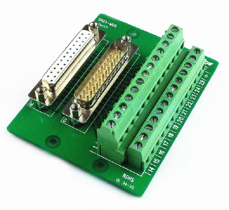 This Information When Wiring The Limit Switches To The Breakout Board