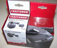 NEW Craftsman 18V Cordless Drill Battery Charger 11379 1426101 18 Volt