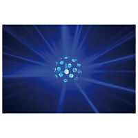 Showtec STAR LED mirrorball effect DJ DISCO light party mirror ball