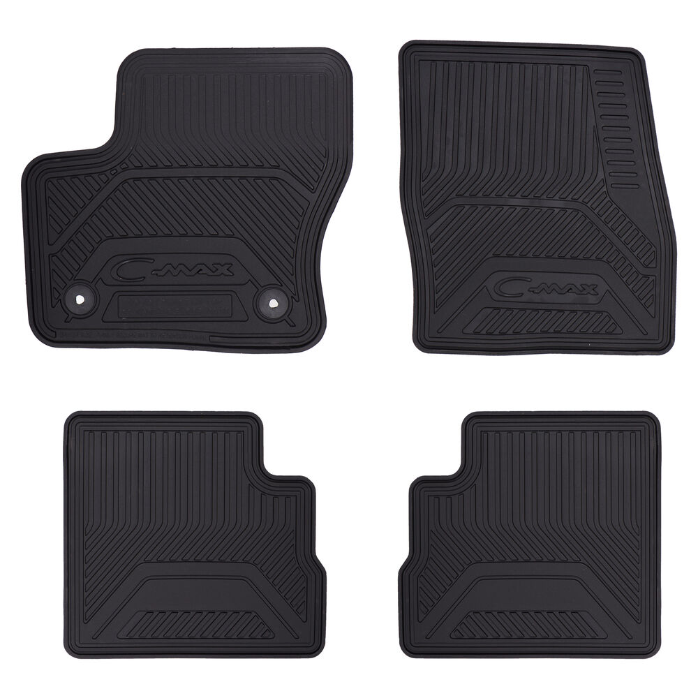 2013 2014 2015 Ford C Max All Weather Vinyl Rubber Floor