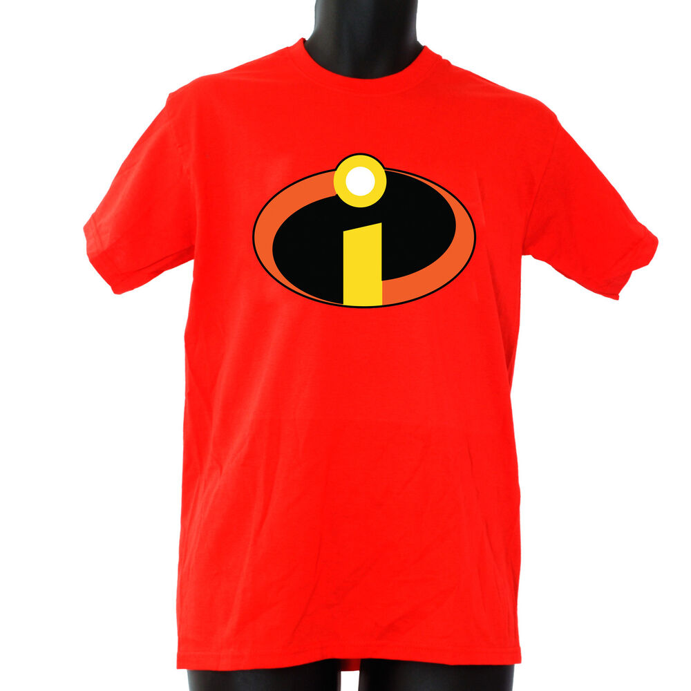 Incredibles mens womens girls boys t shirt classic comic Boys superhero t shirts
