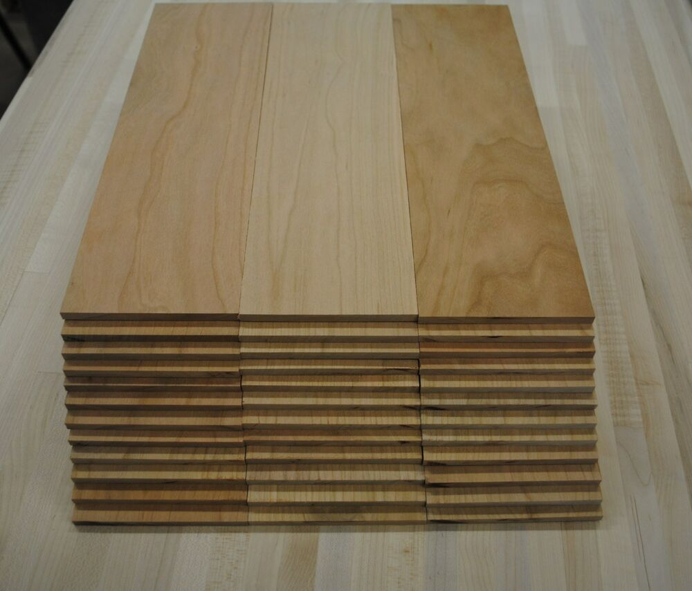 Cherry thin boards lumber wood crafts quot thick