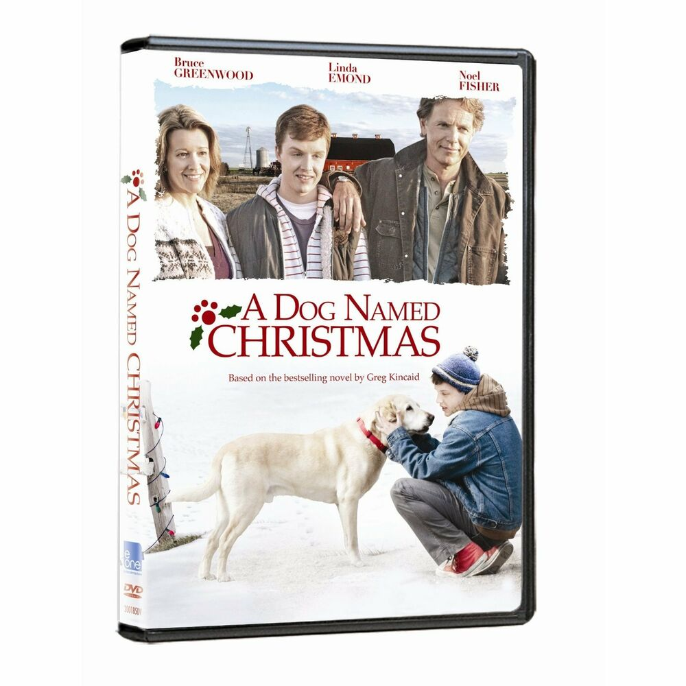 A Dog Named Christmas (DVD, 2011) 774212001857 | eBay