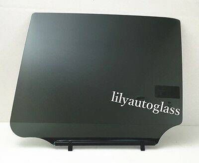 Fit 2001-2007 Toyota Sequoia 4 Dr SUV Driver Side Left Rear Door Window Glass
