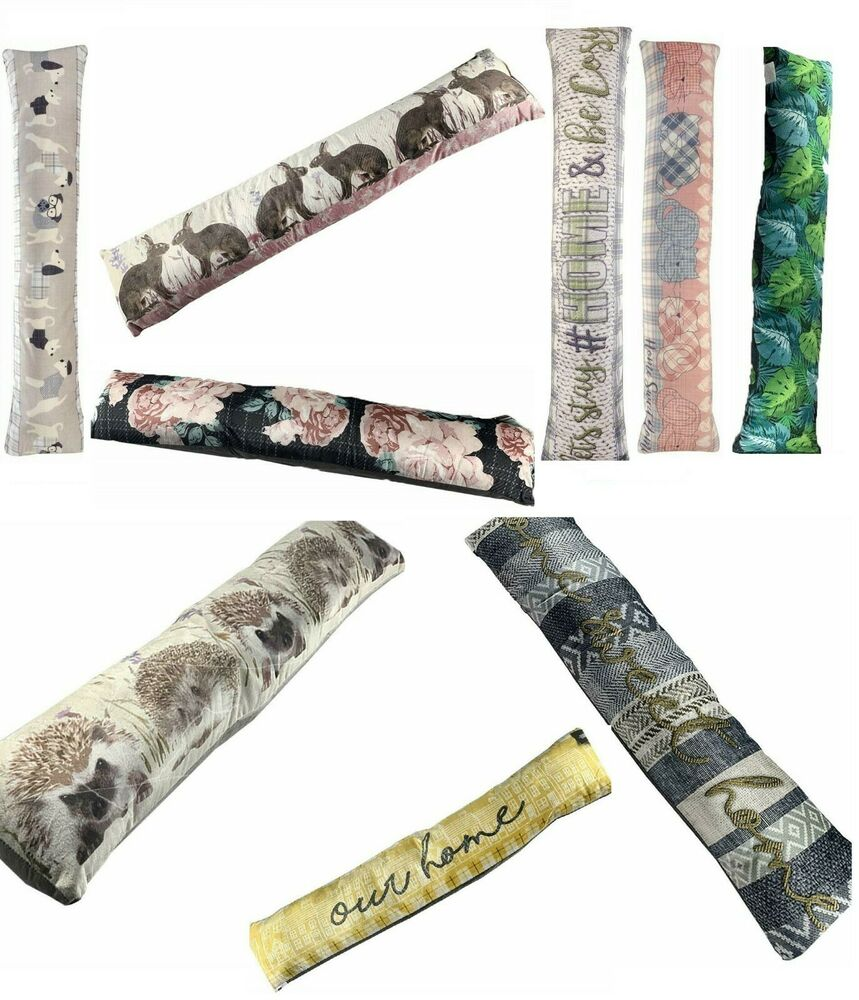 Novelty Tapestry Door Bottom Draught Excluder Cushion