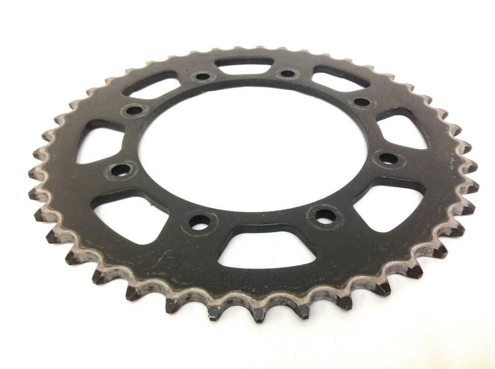 Klr650 Rear Sprocket further Cbr 650 F Sprocket additionally KLR650 Adventure Ready 25350755 likewise 201245261129 additionally Replacing A Clutch Pushrod Seal And Countershaft Seal. on klr 650 rear sprocket