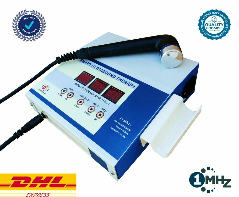 portable ultrasound machine for therapy