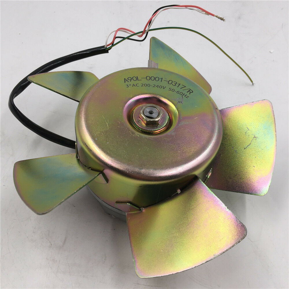 A90l 0001 0317 R Spindle Fan Nbm Replacement For Fanuc