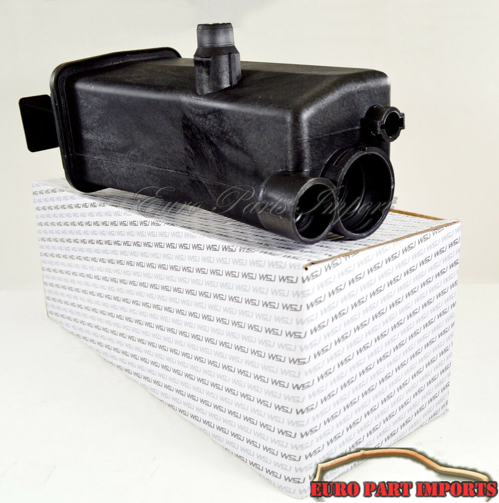 Bmw E85 E86 Z4 Radiator Coolant Overflow Recovery Expansion Tank Wsj Oem Qty Ebay