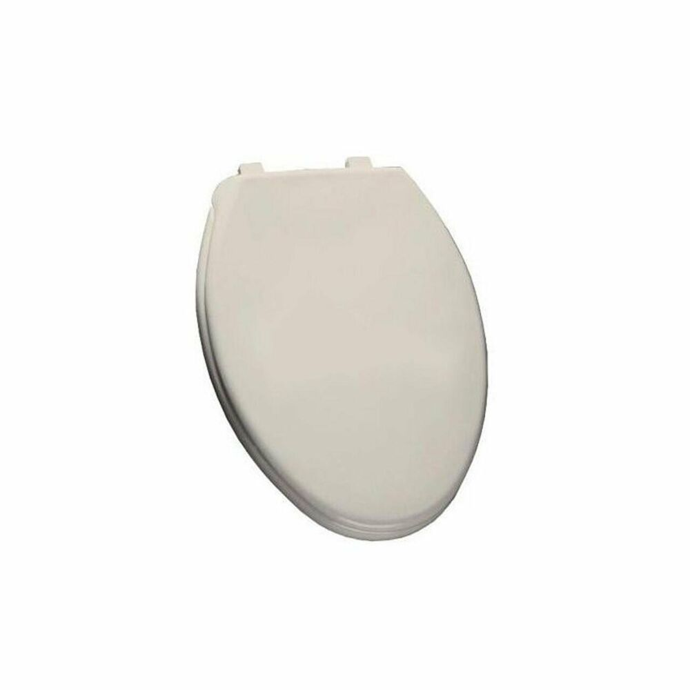 Church Bemis 380tca Elongated Closed Front Plastic Toilet