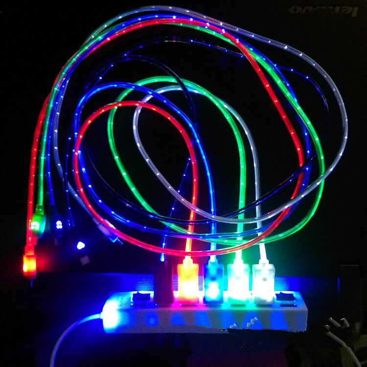 Christmas Light Phone Charger Iphone
