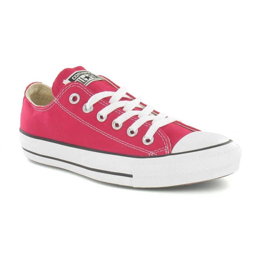 aa56bb6995b7 Details about Converse Converse M9696 Chuck Taylor All Star Unisex Oxford Shoes  Red