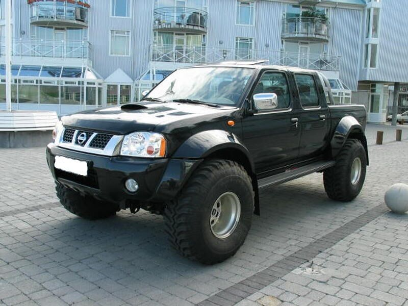 Nissan Navara D22 Workshop Service Repair Manual 4x4 Ebay