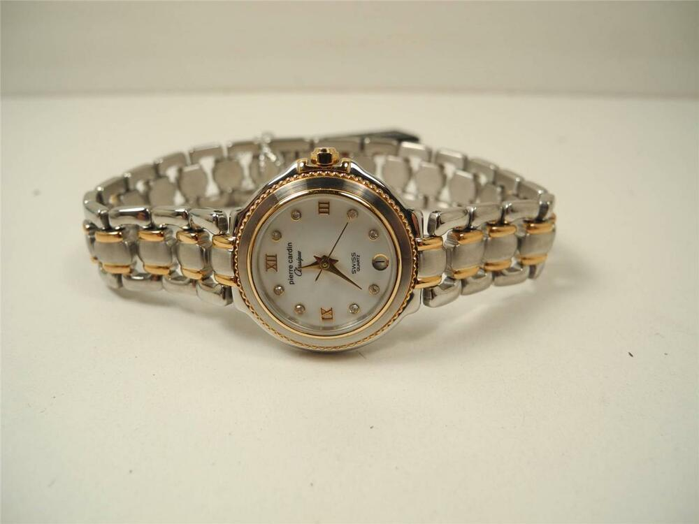 Pierre Cardin Diamond Watch
