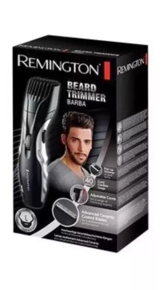 remington barba mb320c beard trimmer brand new and. Black Bedroom Furniture Sets. Home Design Ideas
